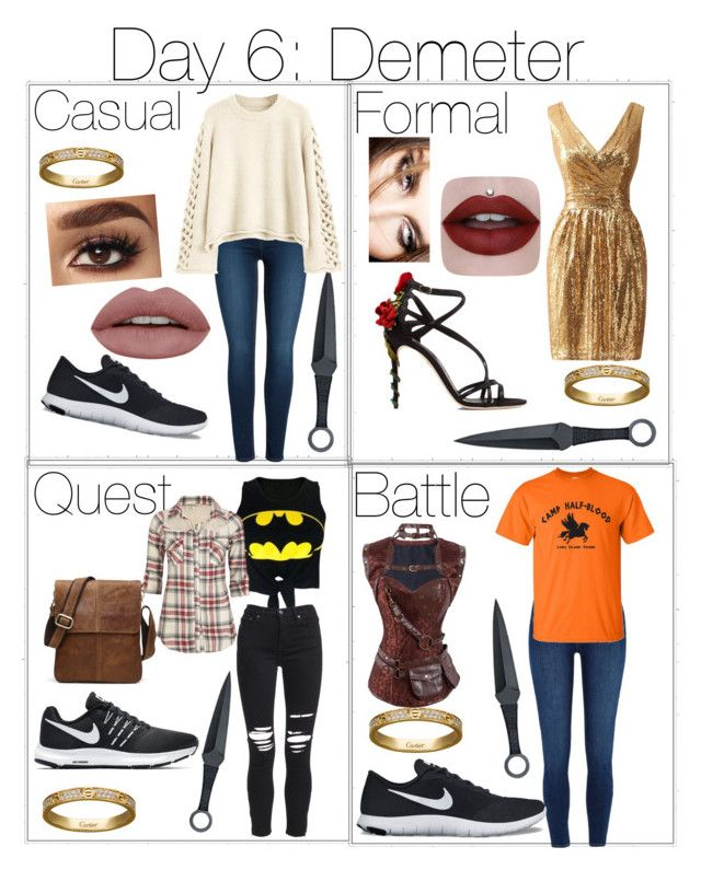 """Percy Jackson Outfit Challenge 
