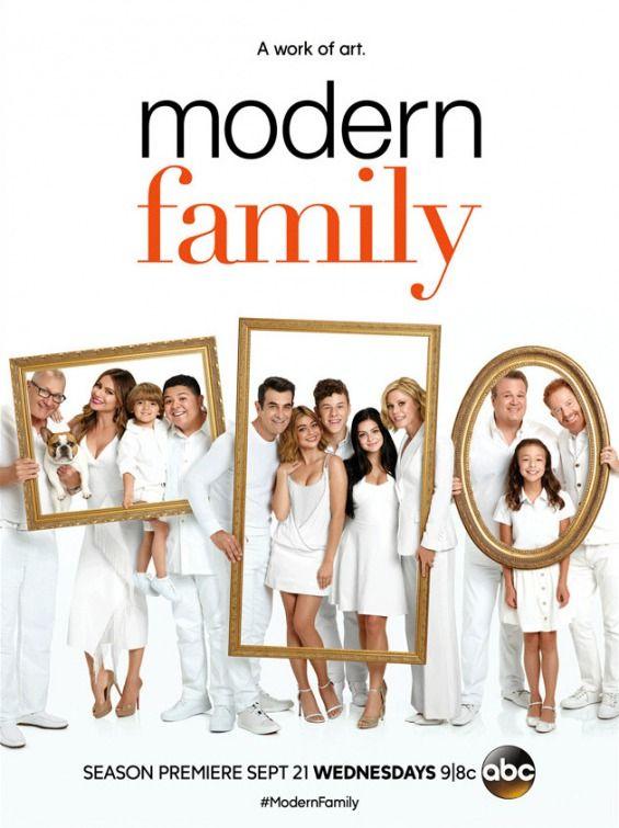 Modern Family (Temporada 8) - Empezada el 15/10/2016