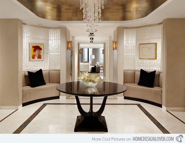 15 contemporary foyer and entry way design ideas - Foyer Tile Design Ideas