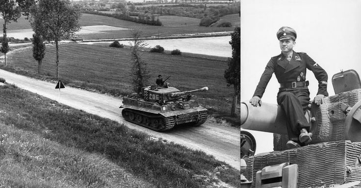 Michael Wittmann, the Deadly German Panzer Ace Of WWII