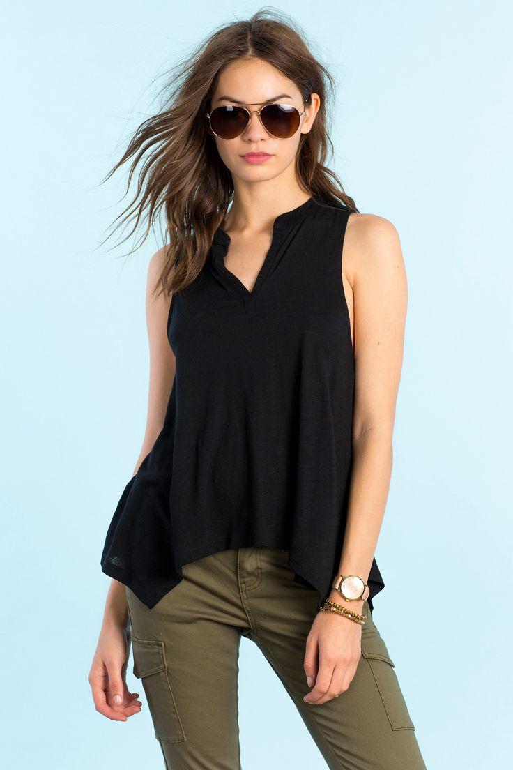 Топ Размеры: M Цвет: черный Цена: 543 руб.     #одежда #женщинам #топы #коопт