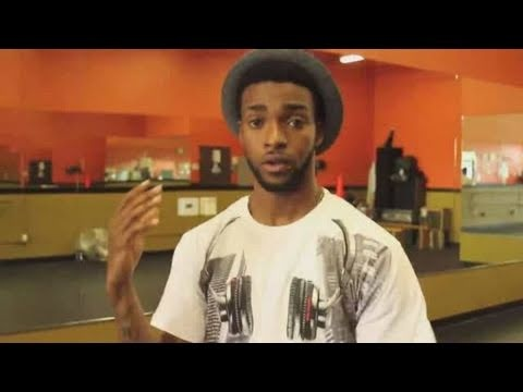 Krumping: Simple Routine I