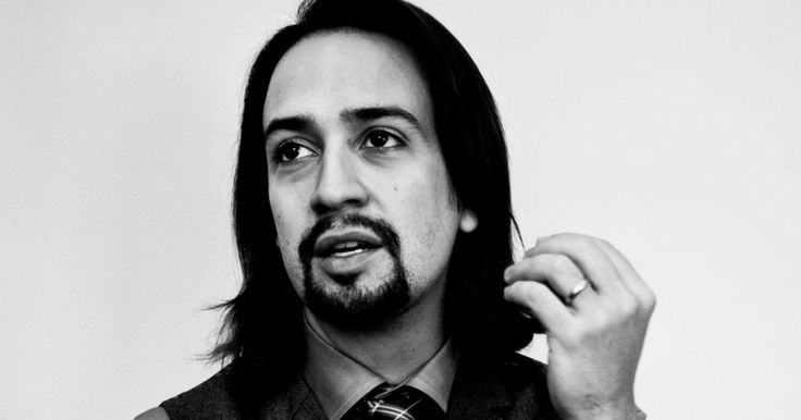 OH, I don't have time to read this right now, but it's an article about Lin Manuel Miranda's Hamilton project