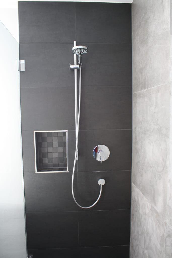 Ideal Finde moderne Badezimmer Designs beleuchtete Nische in der Dusche Entdecke die sch nsten Bilder zur