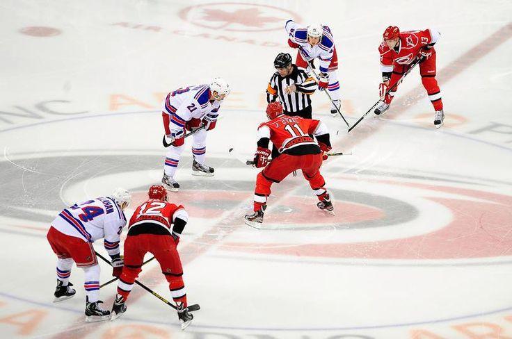 NHL on Carolina hurricanes, Hurricanes hockey, New york