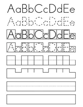 Here's a sample of what's on this CD from Fonts4Teachers' TpT store.  It has all kinds of goodies on it and is super easy to install on the computer!