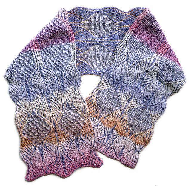 Ravelry: Vintage Deco pattern by Nancy Marchant