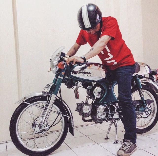 #caferacer #indonesia