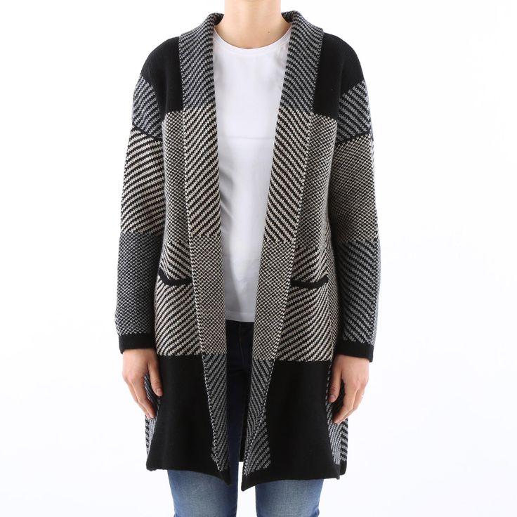 Cappottino Age oversize in lana aperto - € 64,95   Nico.it - #fashionista #nicoit #nicoabbigliamentocalzature #fashion #nuoviarrivi #newarrivals #newcollection #nuovacollezione #bestoftheday #outfit #outfitoftheday #fall #fallvinter #autumn #autumnwinter #aw15 #2015