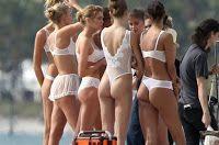 ΧΑΜΟΣ!!!!...Όλα τα μοντέλα της Victoria Secret μαζί !!!!