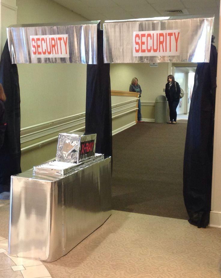Security entrance