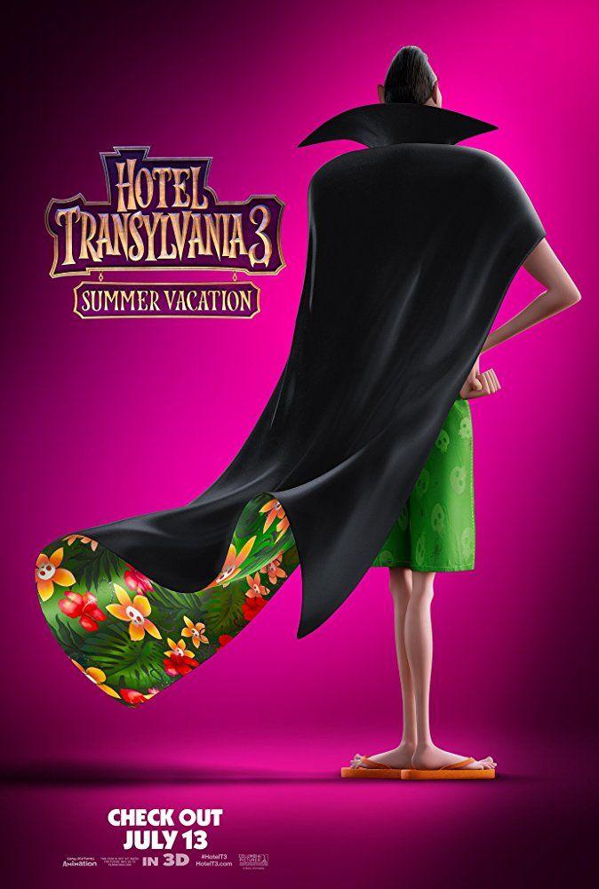 """""""Hotel Transylvania 3: Summer Vacation"""" film - 2018"""