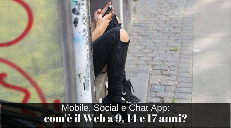 Intervista tripla a 3 giovanissimi per cogliere la possibile evoluzione di fenomeni collegati al Web come il Mobile, i Social Network e le Chat App