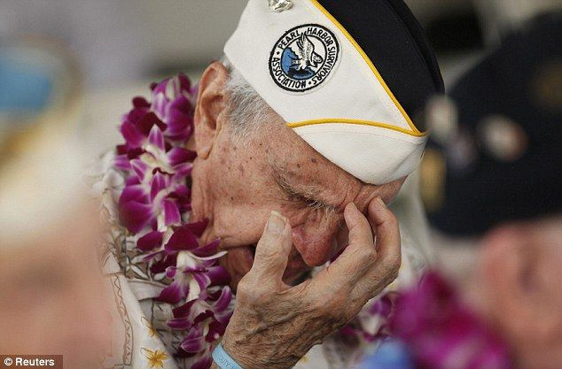 A date which will live in infamy: America remembers 71st anniversary of Pearl Harbor attacks