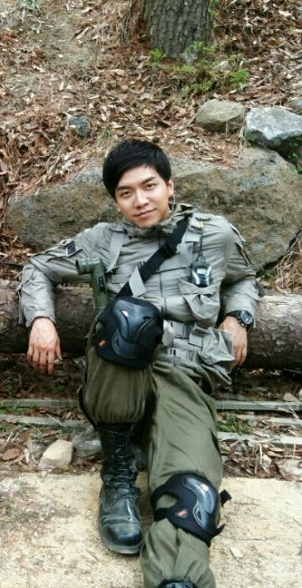 como Lee Jae Ha en The King 2Hearts