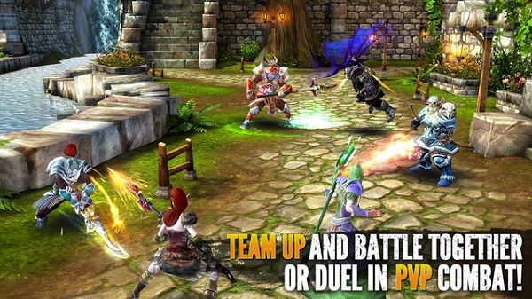 Gameloft's Order & Chaos 2: Redemption lands on Android iOS and Windows Phone - Video. #WindowsPhone #Windows10Mobile #Lumia @MyAppsEden  #MyAppsEden