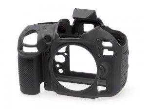 easyCover silikonowa osłona na body aparatu Nikon D600 - czarna