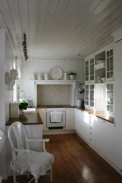 Lovely This kitchen is so cozy