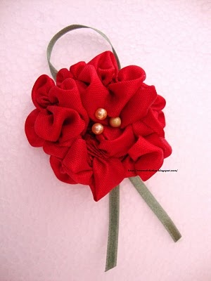 Ruffled Ribbon Tutorial for flowers and more