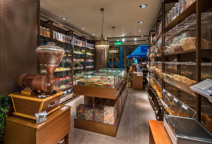 ΦΩΤΟΓΡΑΦΙΣΗ ΚΑΤΑΣΤΗΜΑΤΟΣ: ALL NUTS Health Food Shop στο κέντρο της Αθήνας