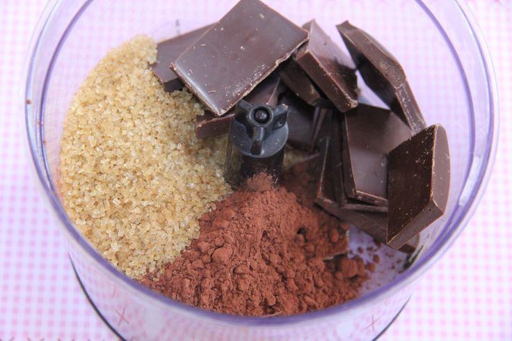 Forró csoki por házilag