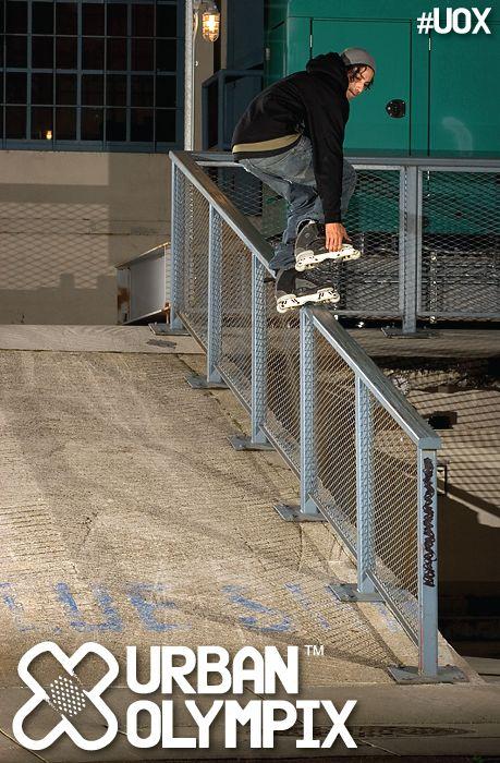 https://www.facebook.com/UrbanOlympiX  #UOX #Inline #Aggressive #skate