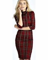 boohoo Tartan Turtle Neck Midi Dress - multi azz14935 Look timeless in tartan with this high neck midi dress that makes a seasonless staple! Dress it down for day with a biker jacket , chunky ankle boots and a dramatic, dark lip . http://www.comparestoreprices.co.uk/dresses/boohoo-tartan-turtle-neck-midi-dress--multi-azz14935.asp