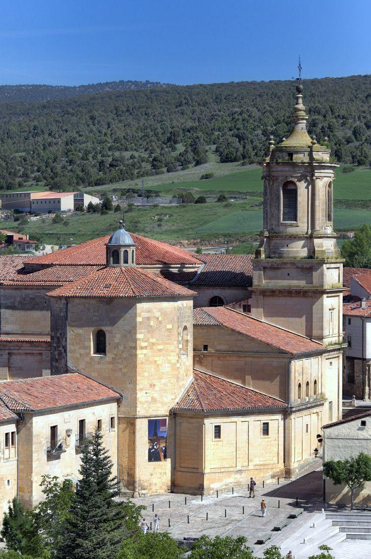Monasterio de Santo Domingo Silos in Burgos - Castile and León, Spain