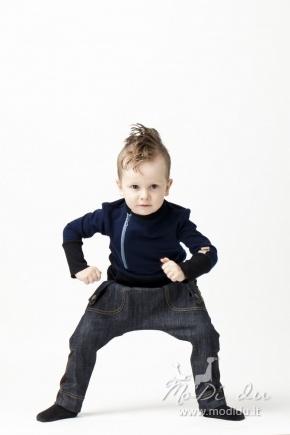 Childrens harem style jeans