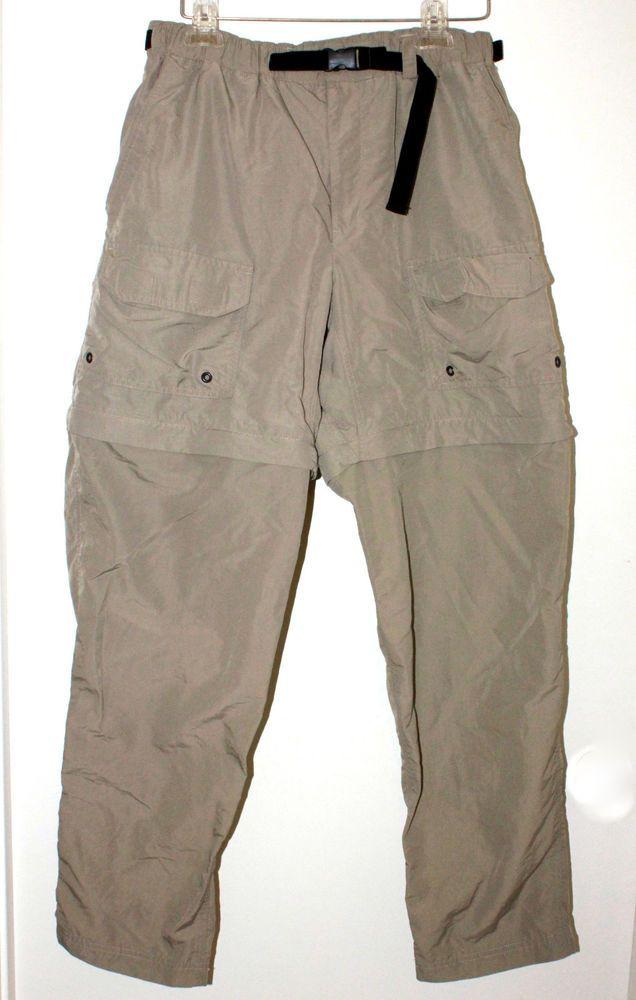 Cargo Nylon Pants 16