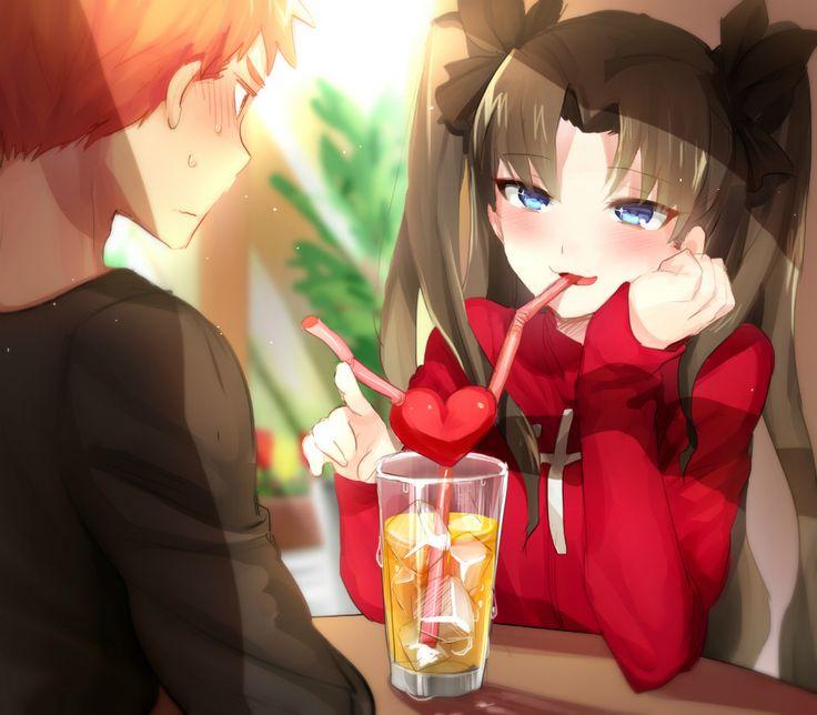 tohsaka and shirou relationship
