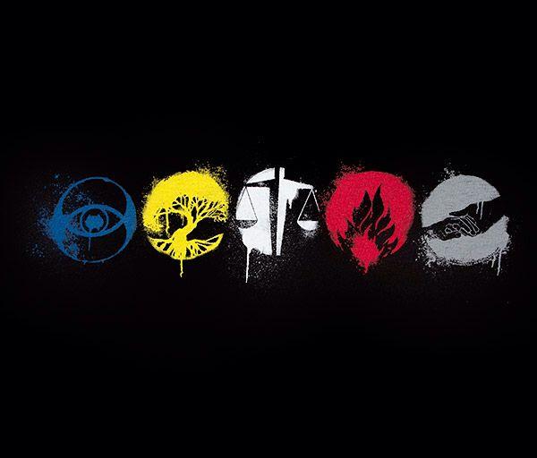 Divergent faction symbol art | Divergent | Pinterest | Art ...