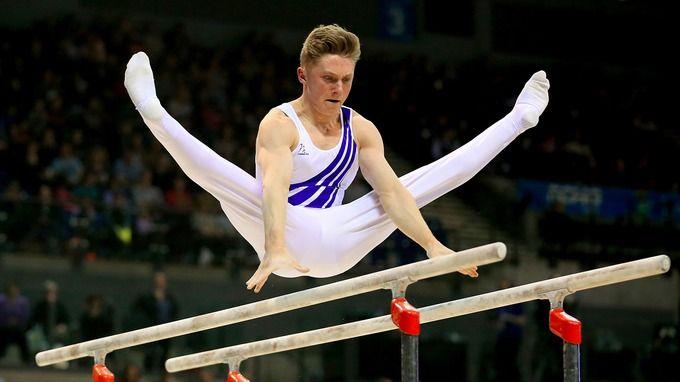 nile wilson gymnast