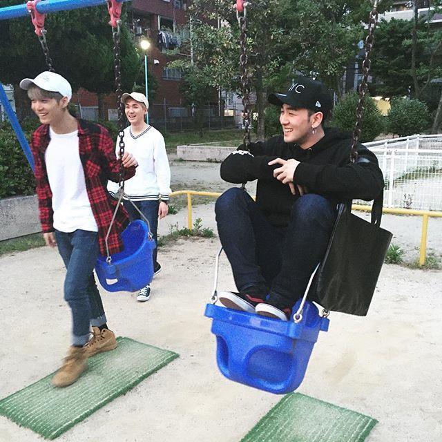 [NU'EST Minhyun's IG]