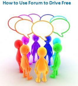 How to Use Forum to Drive Free Website Traffic  #seo #bloggingtips #freewebsitetraffic