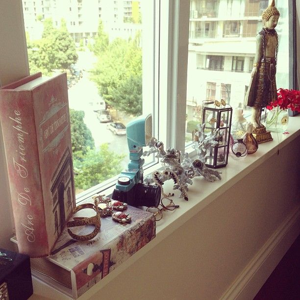 17 best images about window sill on pinterest vintage
