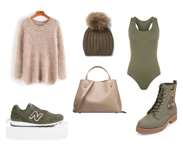 """""""khakis for autumn"""" by lucy-mayday on Polyvore featuring moda, New Balance, New Look, Joseph i WearAll"""