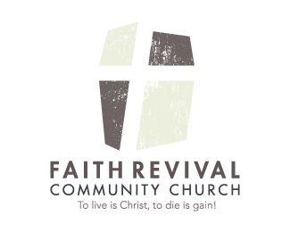 Faith Revival Community Church Logo Design