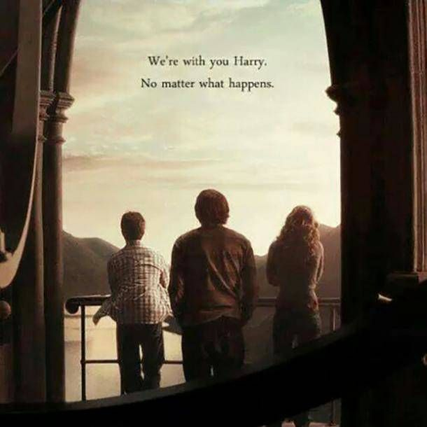 50 Best Harry Potter Quotes About Friendship Love And Family Freundschaft Zitate Harry Potter Zitate Freundschaft Liebe
