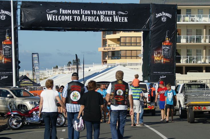 Harley Davidson Fever @ Margate, South Africa. 1st day of the Africa Bike Week. Share your pictures with us on facebook https://www.facebook.com/EventsVenuesHibiscusCoast