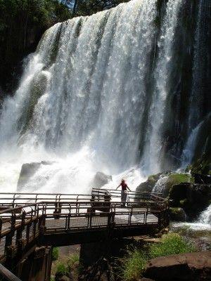 Foto Cataratas del Iguazu - http://www.viajejet.com/que-ver-argentina/foto-cataratas-del-iguazu-argentina/