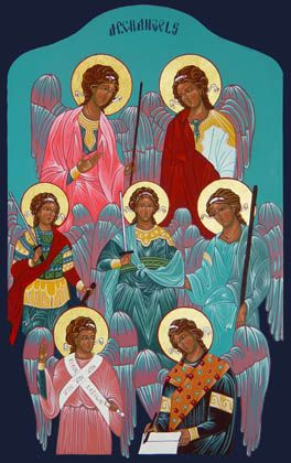 7 Archangels...