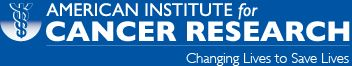 The American Institute for Cancer Research (AICR) is the cancer charity that fosters research on diet and cancer prevention and educates the public about the results.