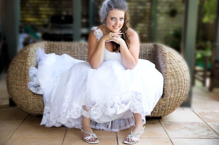 Wedding Photography - Bride Getting Dressed Michele Jackson Photovision