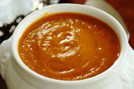 Recept  Paprika Courgettesoep