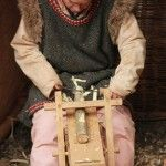 Fadó Viking Village, Winterval 2012,23, Woodwork