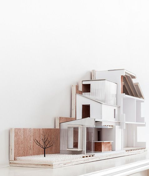 Making Models - Simon Astridge Architecture Workshop