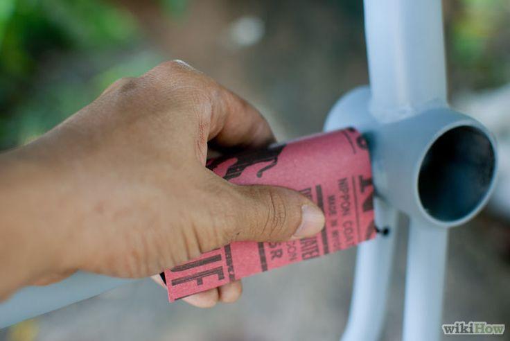 How to Paint a Bike: 13 Steps - wikiHow