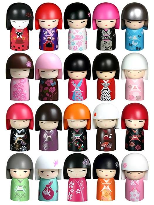 las Kimmidoll : kokeshis muñecas japonesas - Taringa!