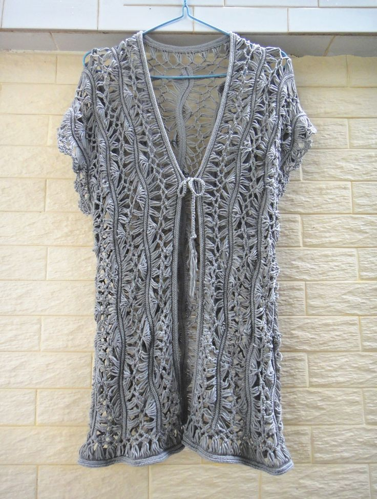 227 best handmade crochet tops images on Pinterest   Crochet tops ...